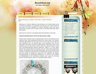 bastelideen.org screenshot