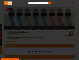 bastelundhobbykiste.de screenshot