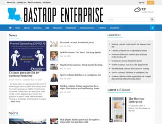 bastropenterprise.com screenshot