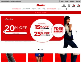 bata.com.my screenshot