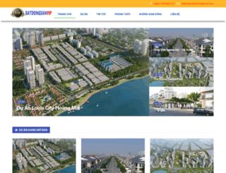 batdongsanvip.net screenshot