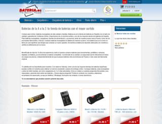 bateria.es screenshot