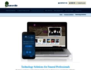 batesvilletechnology.com screenshot