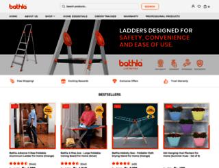 bathla.com screenshot