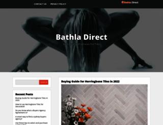 bathladirect.com screenshot