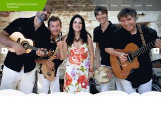 batidamusiquebresilienne.com screenshot
