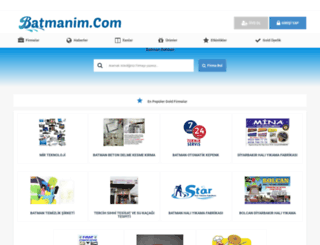 batmanim.com screenshot