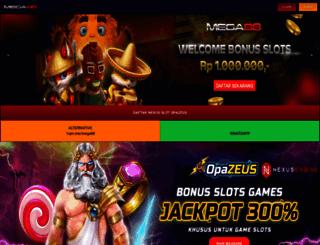 battleofaiken.org screenshot