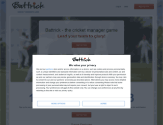 battrick.org screenshot
