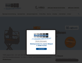 baucharter.com screenshot