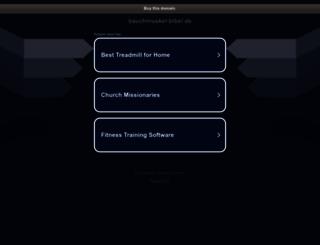 bauchmuskel-bibel.de screenshot