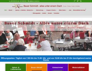 bauer-schmidt.com screenshot