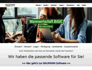 baumanncomputer.de screenshot