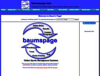 baumspage.com screenshot