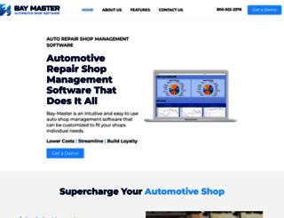 bay-master.com screenshot