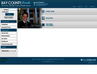 bay.realforeclose.com screenshot