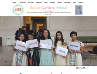 bayaan.com screenshot