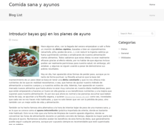 bayasgoji.es screenshot