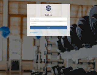 bayclubs.ideafit.com screenshot
