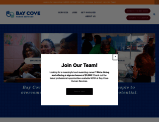 baycove.org screenshot
