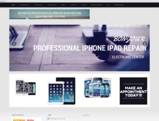 bayelectronic.com screenshot