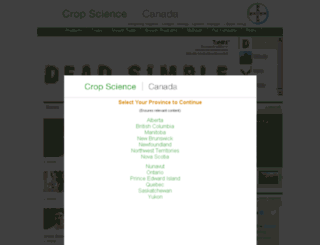 bayercropscience.ca screenshot