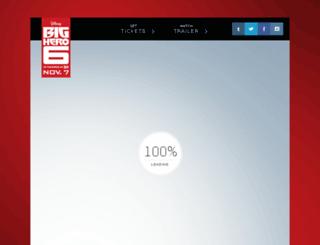baymaxherolab.com screenshot