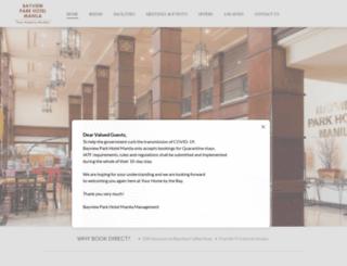 bayviewparkhotel.com screenshot