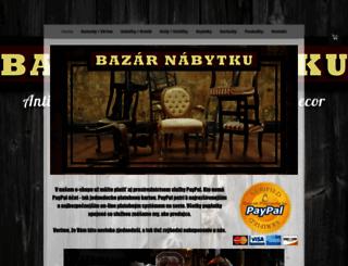 bazarnabytok.eu screenshot