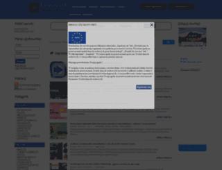 bazarynek.pl screenshot
