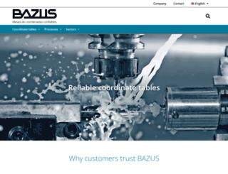bazus.com screenshot