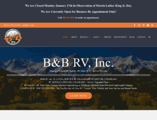 bb-rv.com screenshot