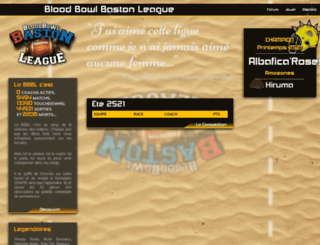 bbbl.fr screenshot