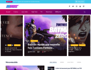 bbbuzz.fr screenshot