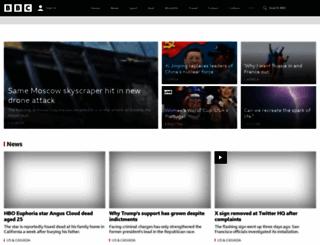 bbc.co.uk screenshot