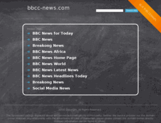 bbcc-news.com screenshot
