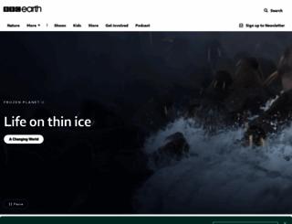 bbcearth.com screenshot