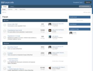 bbforum.info screenshot