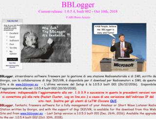 bblogger.eu screenshot