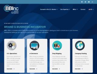 bboucher-inc.com screenshot