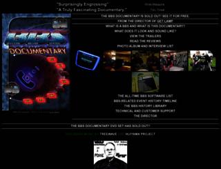 bbsdocumentary.com screenshot