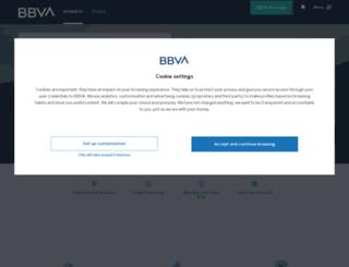 bbvauk.com screenshot