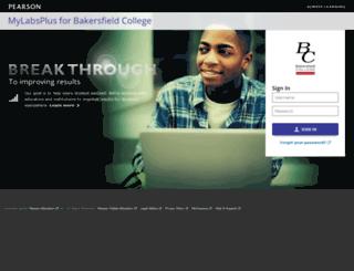 bc.mylabsplus.com screenshot