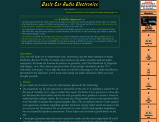 bcae1.com screenshot
