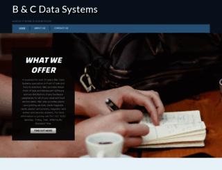 bcdata.com screenshot