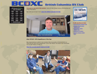 bcdxc.org screenshot