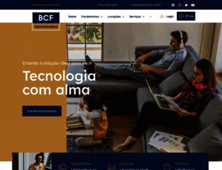 bcfadm.com.br screenshot