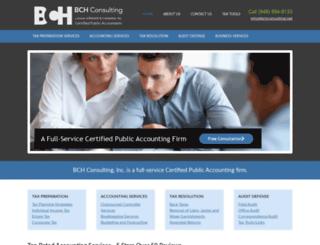 bchconsulting.net screenshot