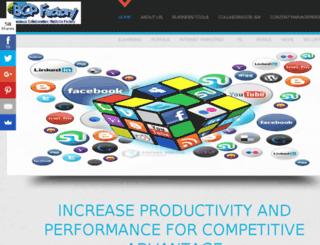 bcpfactory.com screenshot
