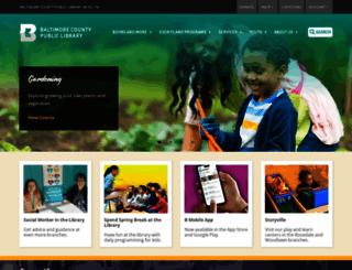 bcplonline.org screenshot